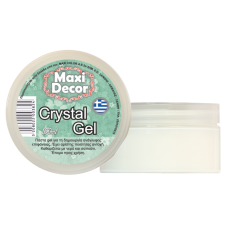 Crystal Gel Maxi Decor 100ml Διάφανο_CG22003824