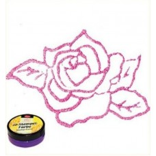 3d Stempel Farbe 50ml_Viva Decor Rose Metallic 910